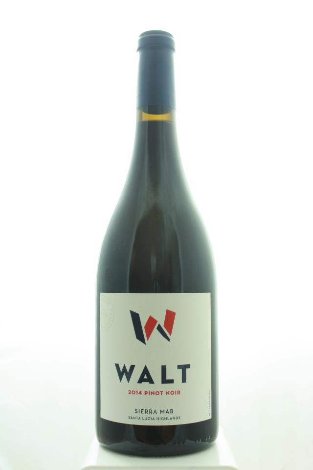 Walt Pinot Noir Sierra Mar 2014
