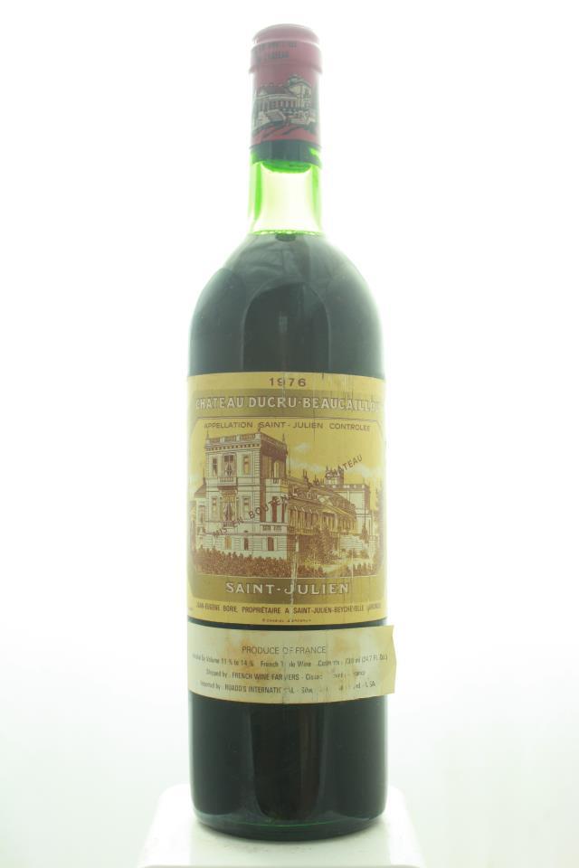 Ducru-Beaucaillou 1976
