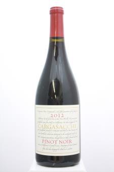 Point Concepcion Pinot Noir Cargasacchi Vineyard 2012