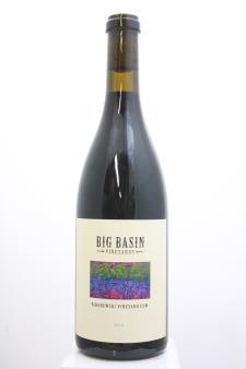 Big Basin Vineyards Paderewski Vineyard GSM 2012