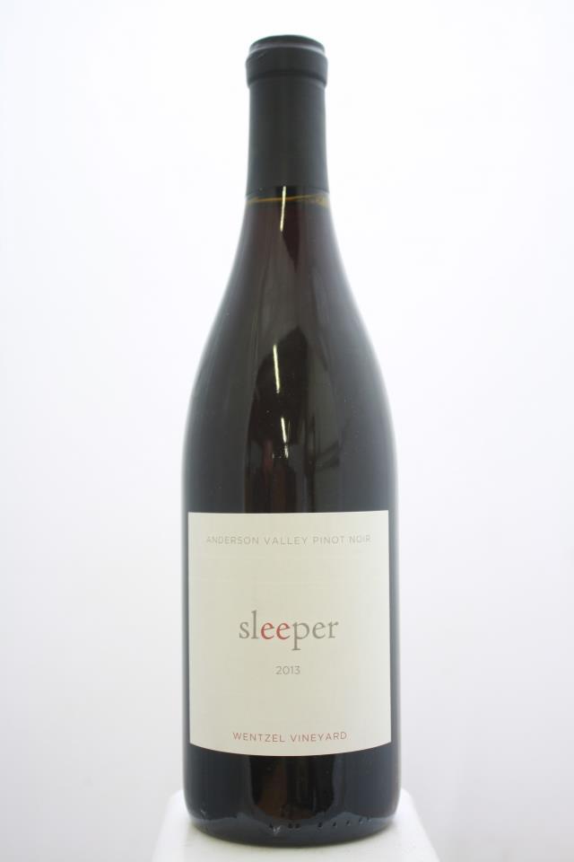 Copain Pinot Noir Wentzel Vineyard Sleeper 2013