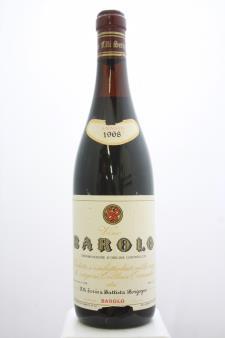 Serio & Battista Borgogno Barolo 1968