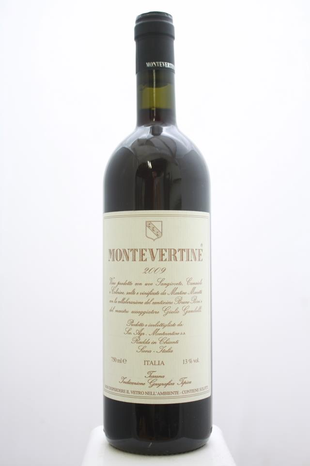Montevertine Toscana 2009