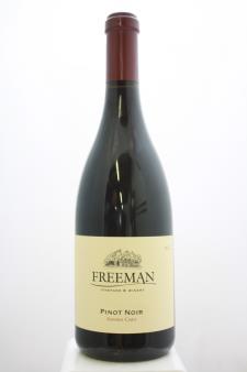 Freeman Pinot Noir Sonoma Coast 2012