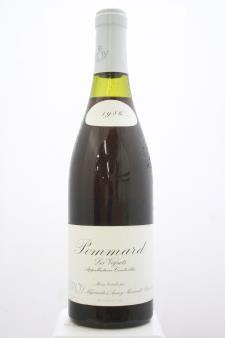 Maison Leroy Pommard Les Vignots 1986