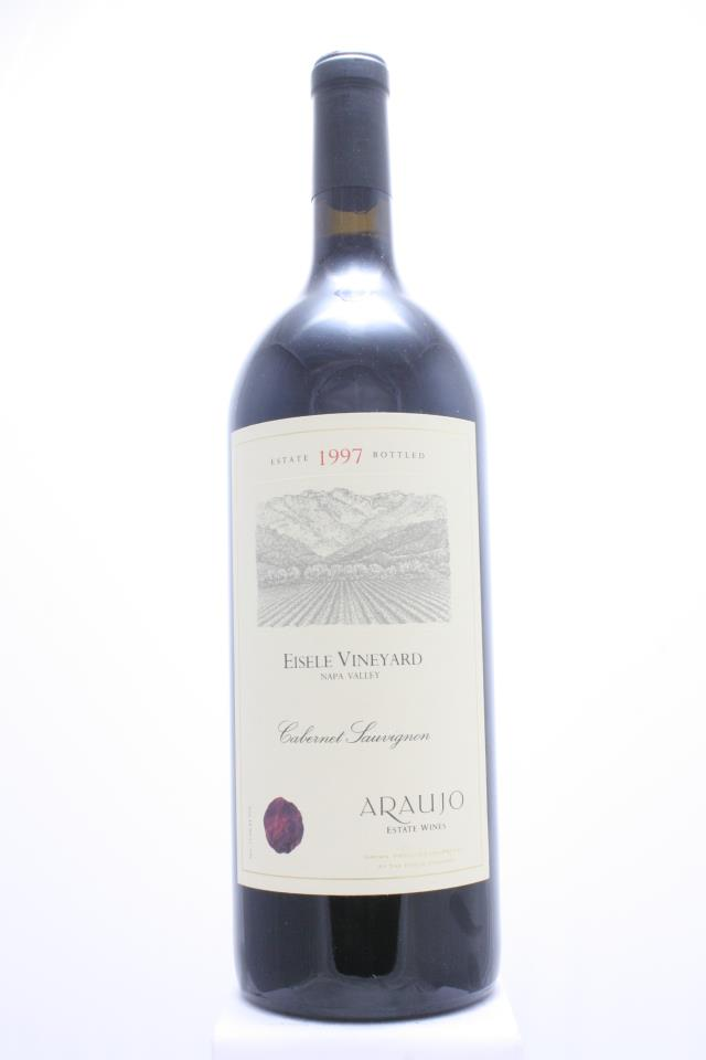 Araujo Estate Cabernet Sauvignon Eisele Vineyard 1997