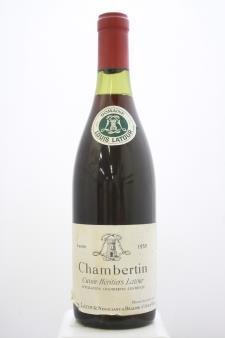 Louis Latour (Domaine) Chambertin Cuvée Heritieres Latour 1959
