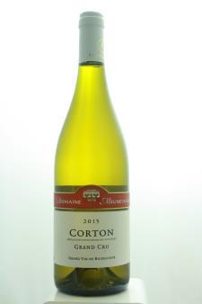 Meuneveaux Corton Blanc 2015