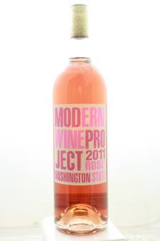 Modern Wine Project Rosé 2011