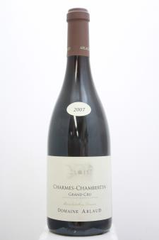 Arlaud Charmes-Chambertin 2007