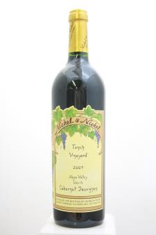 Nickel & Nickel Cabernet Sauvignon Tench Vineyard 2009