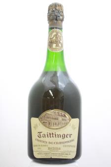 Taittinger Comtes de Champagne Blanc de Blancs 1975