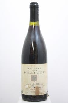 La Solitude Côtes-du-Rhône 2001
