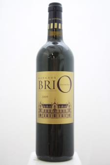 Cantenac-Brown Brio 2009