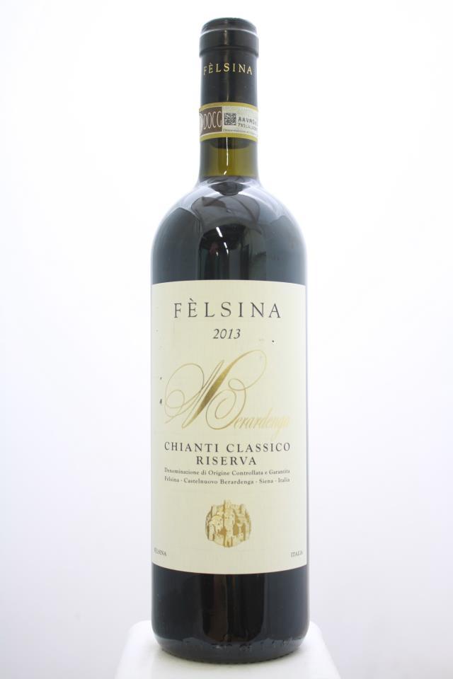 Felsina Berardenga Chianti Classico Riserva 2013