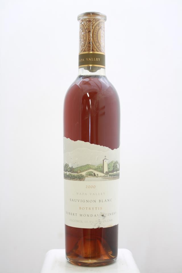 Robert Mondavi Sauvignon Blanc Botrytis 2000