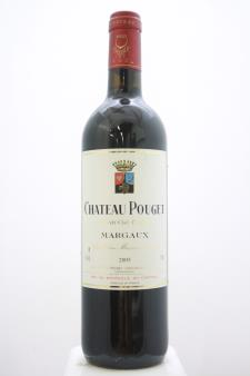 Pouget Margaux 2005