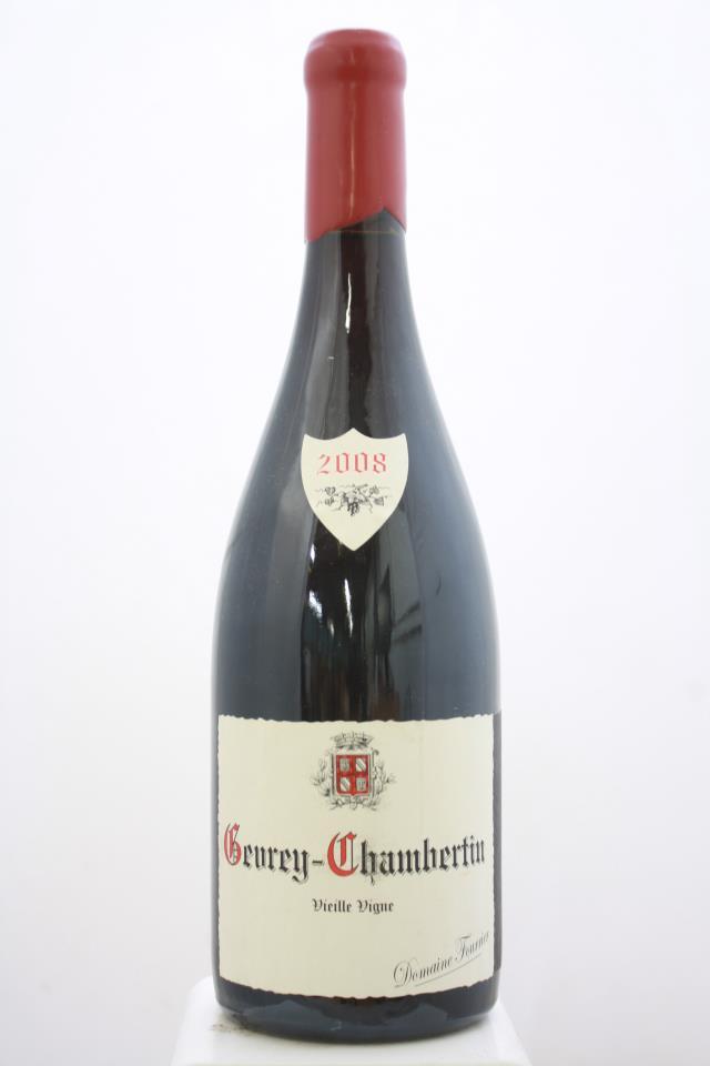 Domaine Fourrier Gevrey-Chambertin Vieilles Vignes 2008