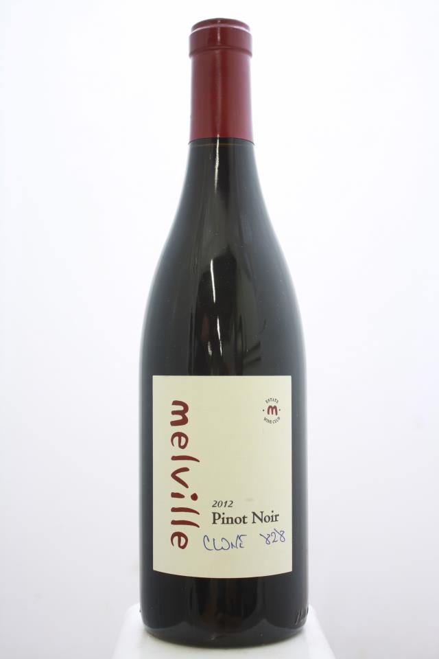 Melville Pinot Noir Clone 828 2012
