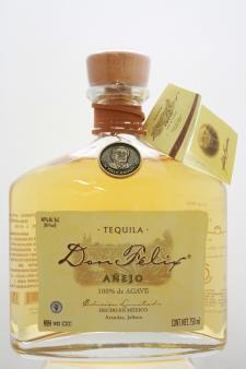 Don Felix Tequila Añejo Edicion Limitada 2010