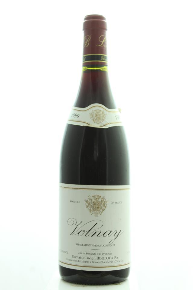 Lucien Boillot Volnay 1999