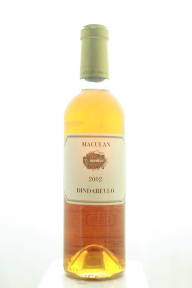 Maculan Moscato Dindarello 2002