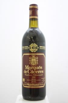 Marqués de Cáceres Vendimia Seleccionada 1998