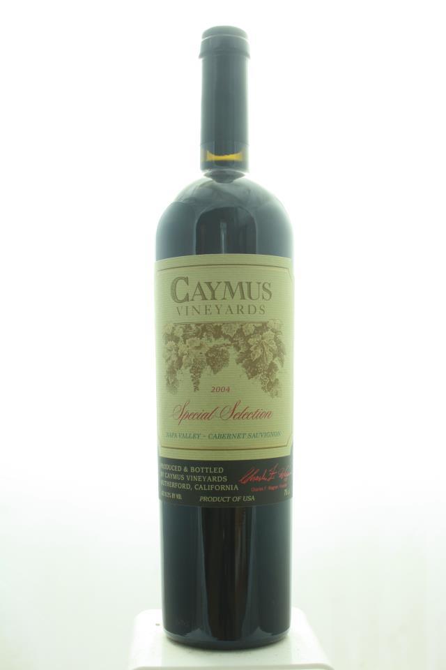 Caymus Cabernet Sauvignon Special Selection 2004