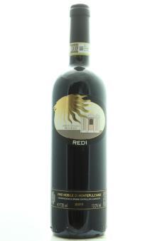 Vecchia Cantina di Montepulciano Vino Nobile Di Montepulciano Redi Argo et Non Briareo 2011