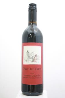 Herb Lamb Vineyards Cabernet Sauvignon Two Old Dogs 2014