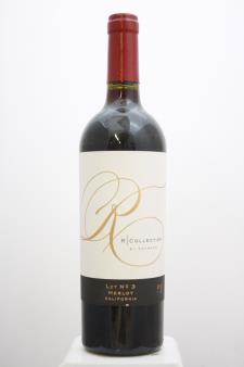 Raymond Merlot Lot No. 3 R Collection 2012
