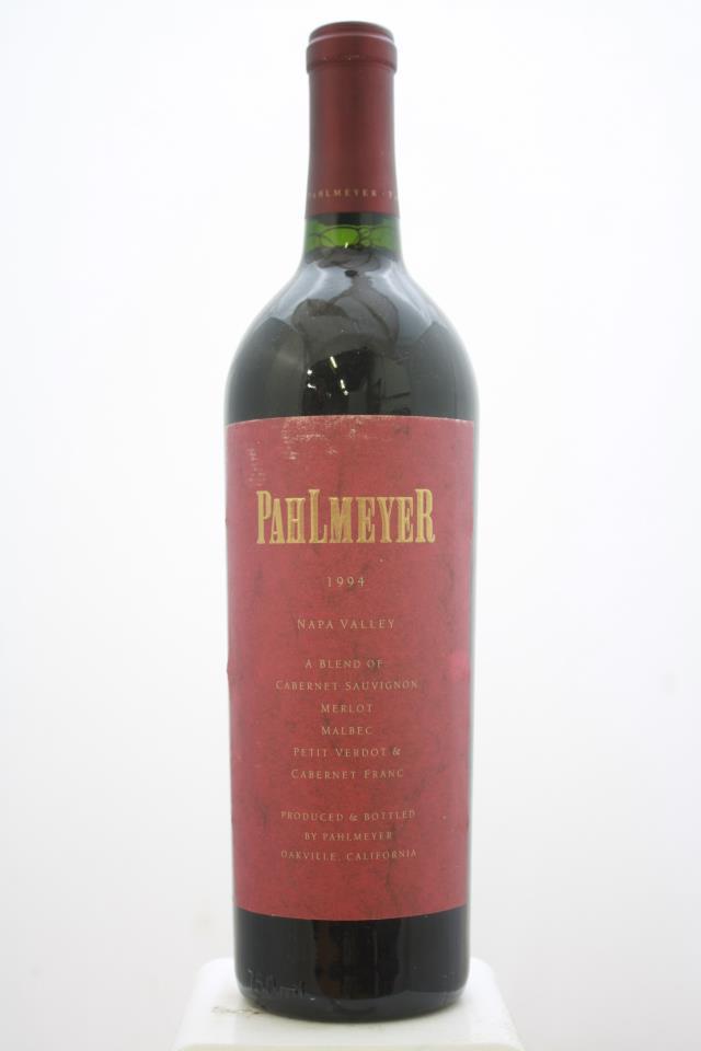 Pahlmeyer Proprietary Red 1994