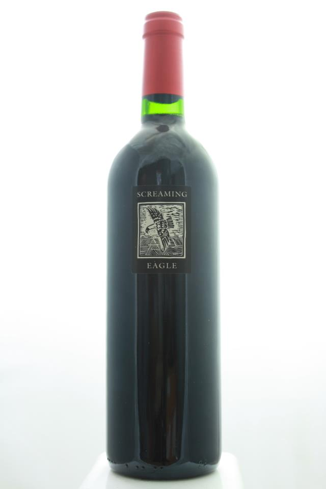 Screaming Eagle Cabernet Sauvignon 1999