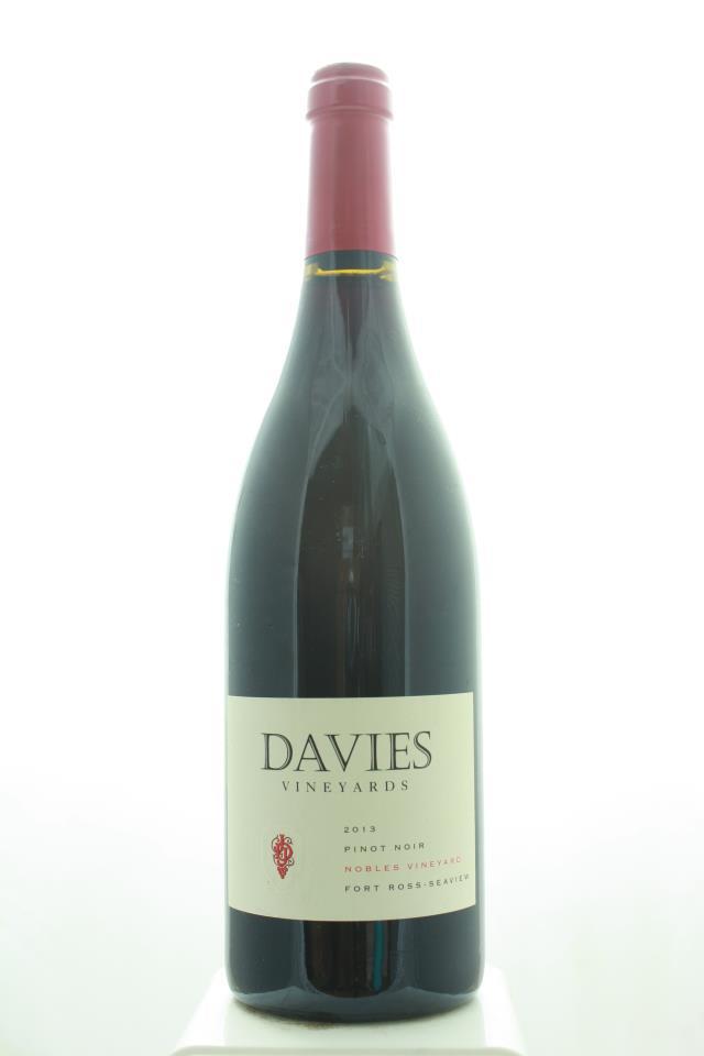 Davies Vineyards Pinot Noir Nobles Vineyards 2013