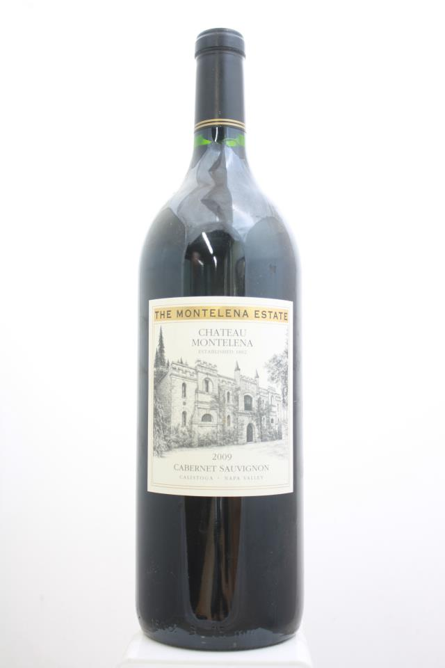 Chateau Montelena Cabernet Sauvignon The Montelena Estate 2009