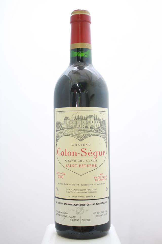 Calon-Ségur 2000