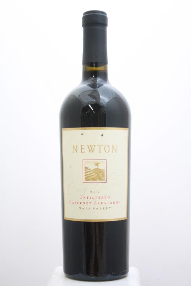 Newton Vineyard Cabernet Sauvignon Unfiltered 2012