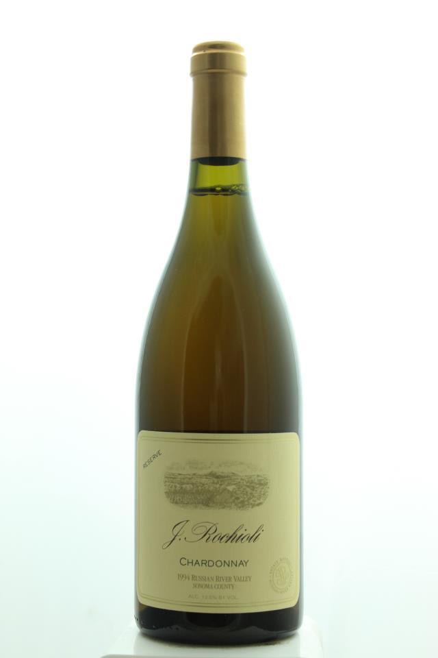 J. Rochioli Chardonnay Reserve 1994