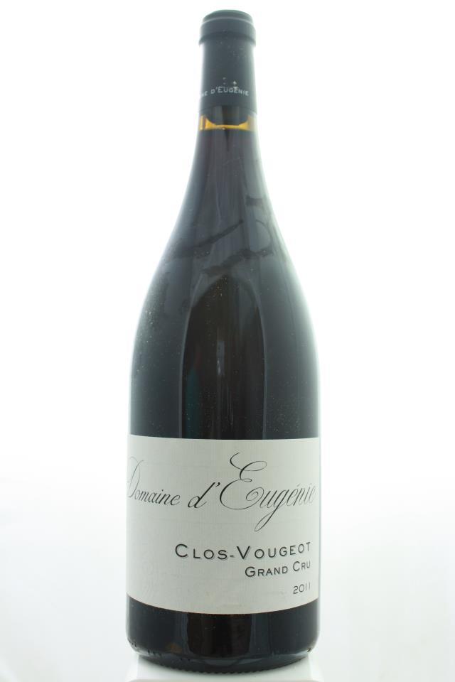 Domaine d'Eugénie Clos de Vougeot 2011
