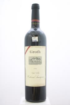 Groth Vineyards Cabernet Sauvignon Reserve 1994