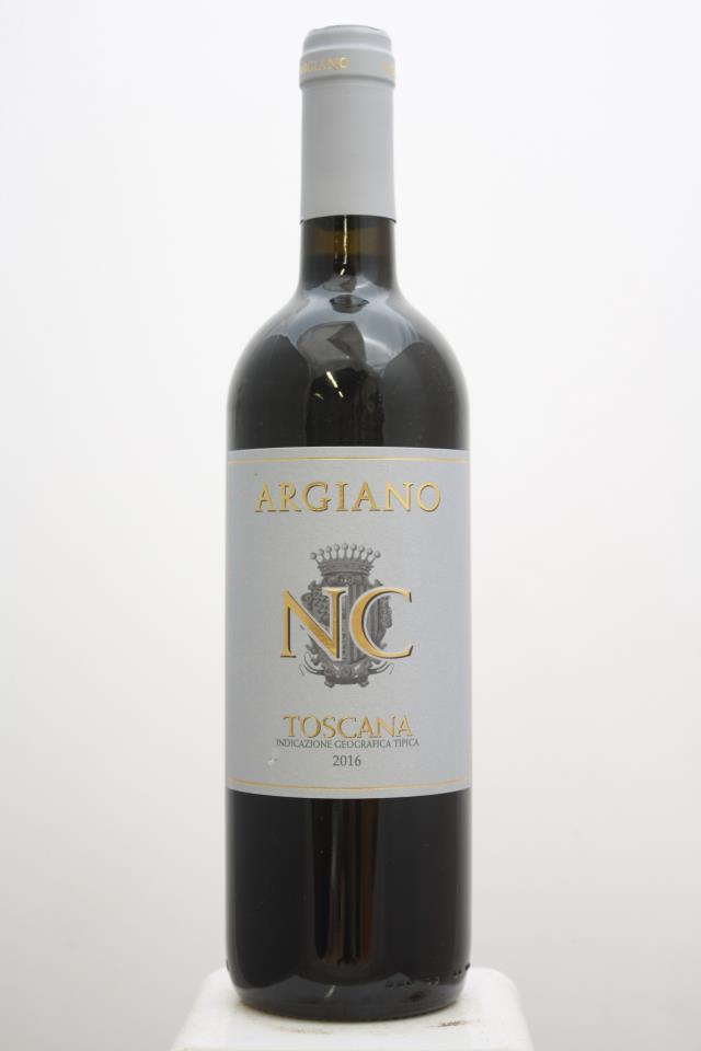 Argiano Toscana Rosso NC Non Confunditur 2016