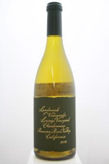 Landmark Vineyards Chardonnay Lorenzo Vineyard 2012
