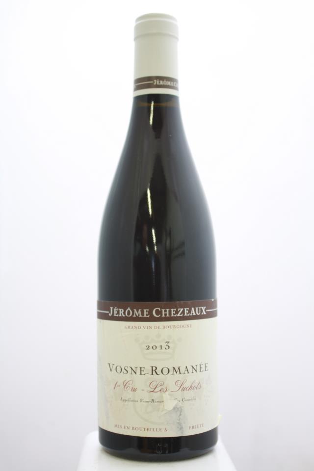 Jérôme Chezeaux Vosne-Romanée Les Suchots 2013