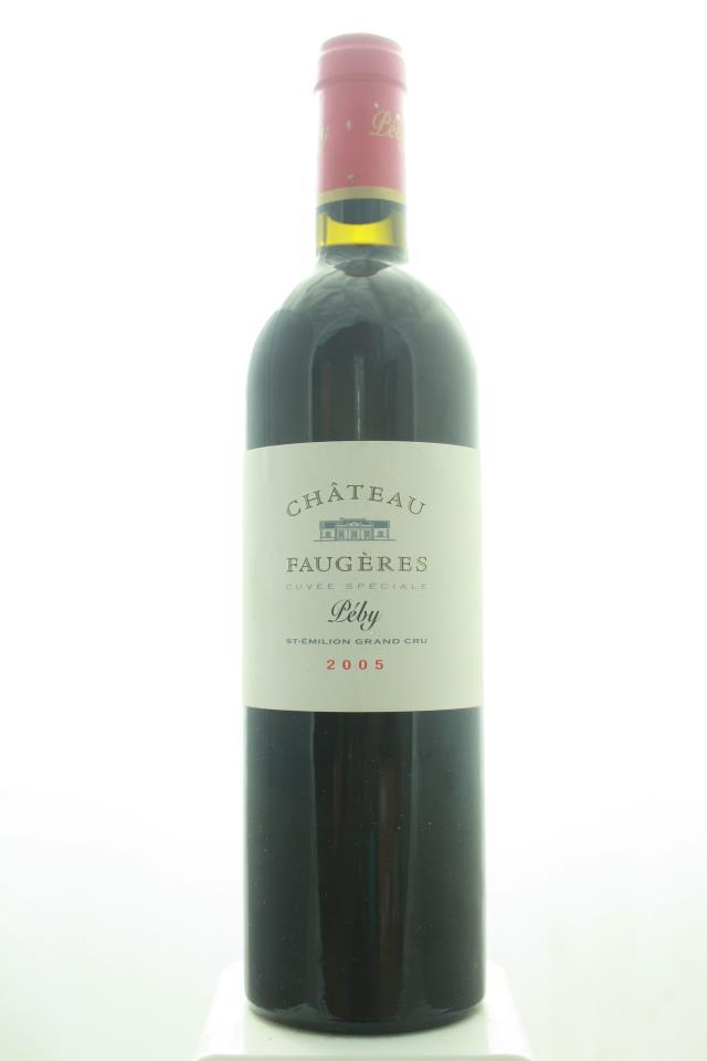 Faugeres Cuvée Spéciale Péby 2005