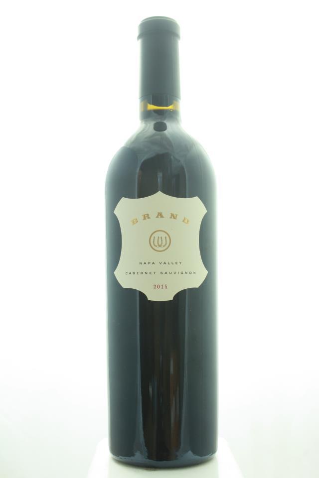 Brand Cabernet Sauvignon 2014