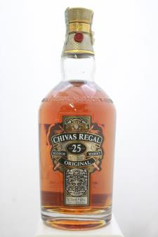 Chivas Blended Scotch Whisky Original Legend 25-Years-Old NV