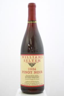Williams Selyem Pinot Noir Bucher Vineyard 2006