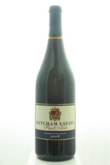 Ketcham Estate Pinot Noir Russian River Valley 2008