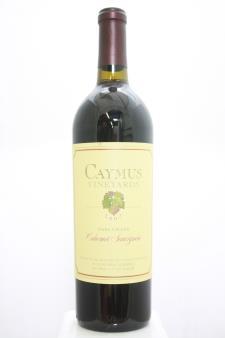 Caymus Cabernet Sauvignon Napa Valley 2002
