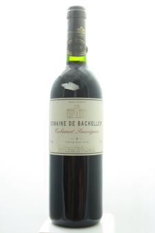 Domaine de Bachellery Cabernet Sauvignon 2000